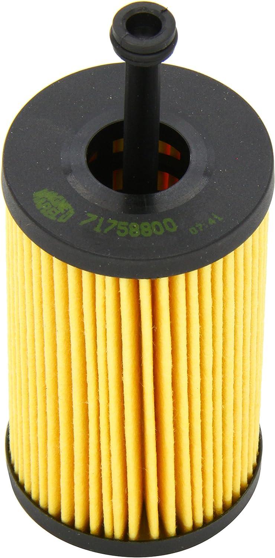PEUGEOT febi bilstein 26853 filtro olio con anello tenuta CITRO/ËN