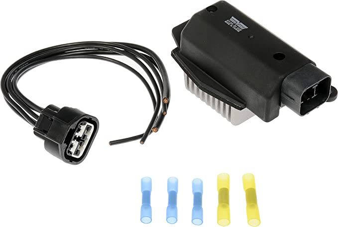 HVAC Blower Motor Resistor Kit Dorman 973-145