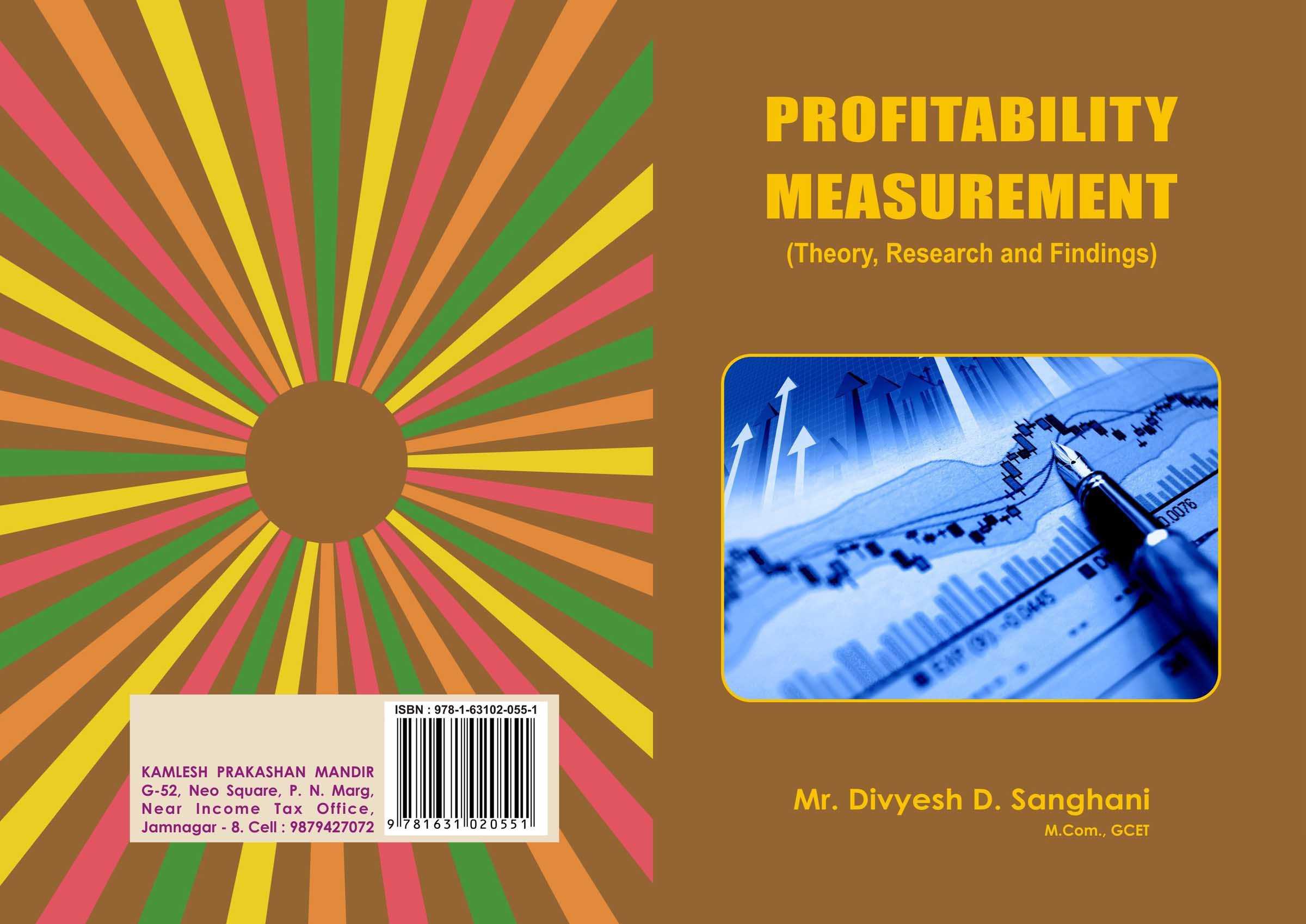 Profitability Measurement (Theory, Research and Findings) ebook