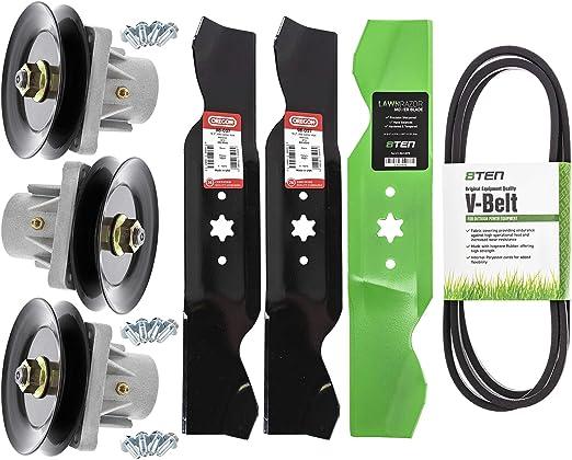 Genuine MTD 954-0440 Mower Belt replaces 754-0440 Fan