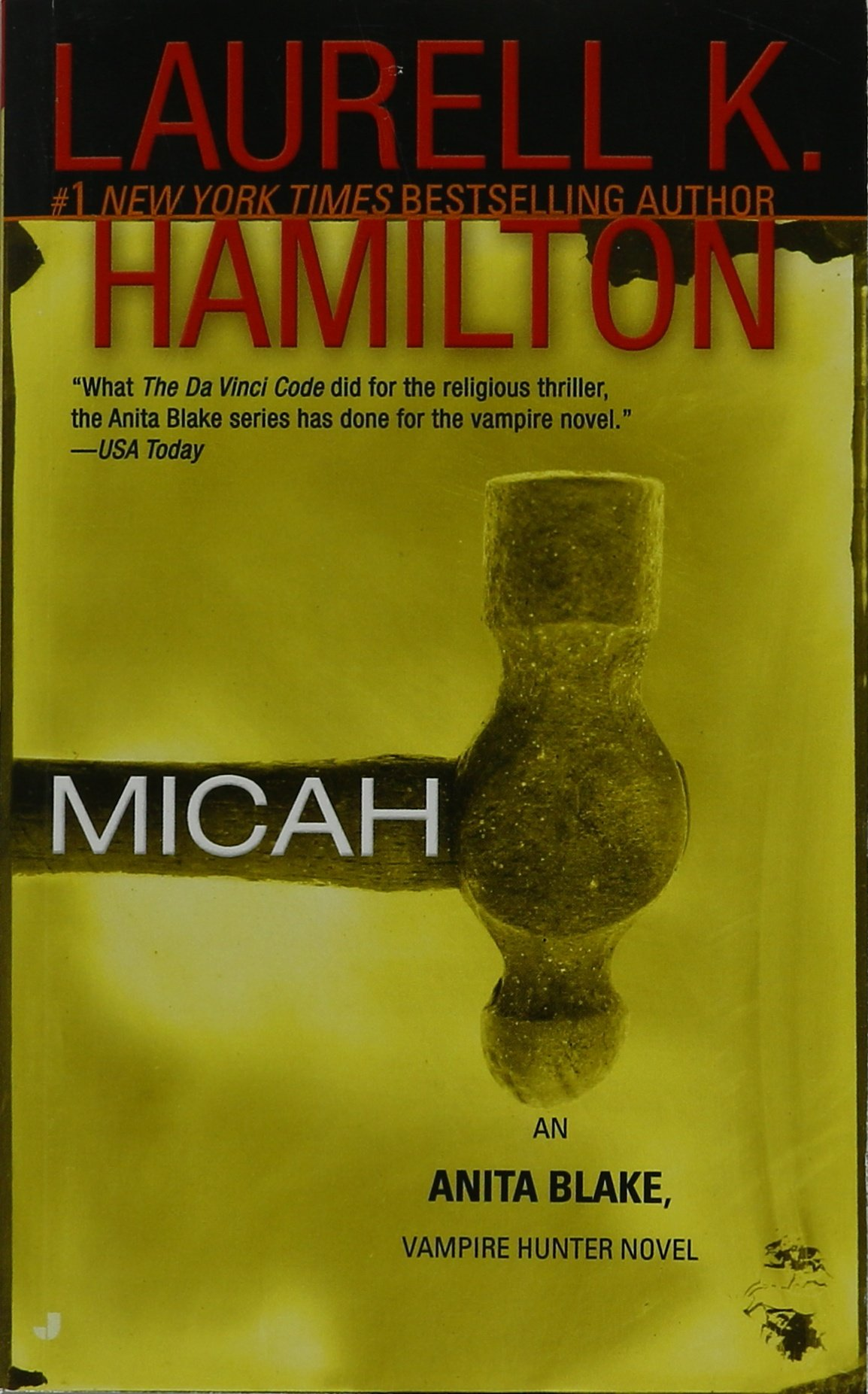 Amazon: Micah (anita Blake, Vampire Hunter, Book 13) (9780515140873):  Laurell K Hamilton: Books
