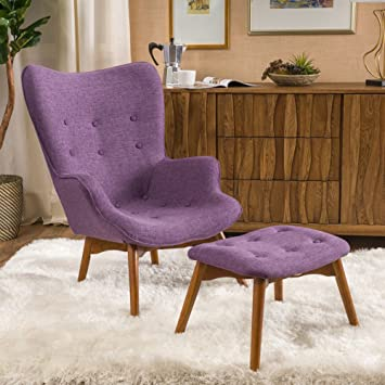 Brilliant Amazon Com Wingback Mid Century Accent Armchair With Gamerscity Chair Design For Home Gamerscityorg