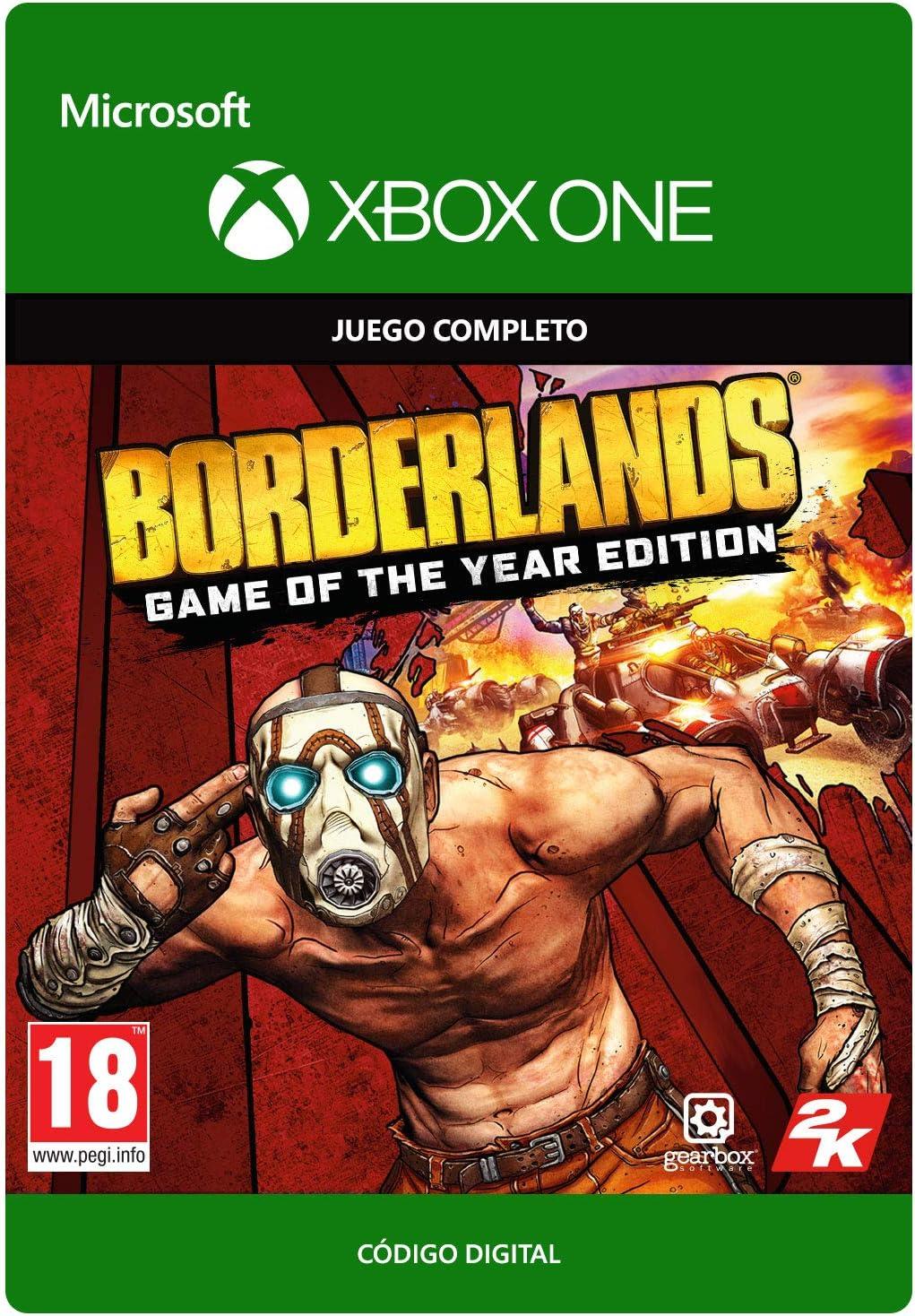Borderlands: Game of the Year Edition - Xbox One – Código de ...