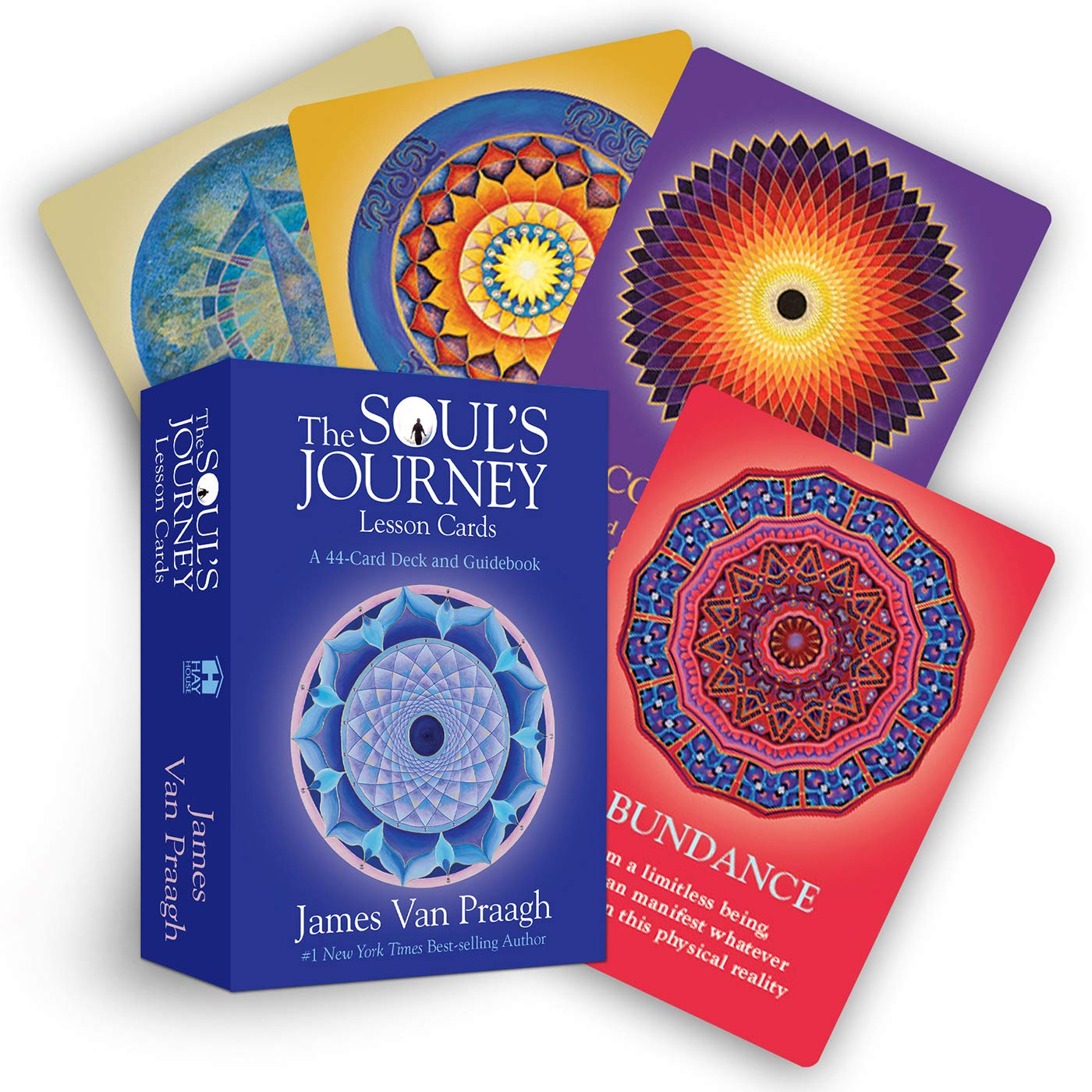 The Souls Journey Lesson Cards: A 44-Card Deck and ...