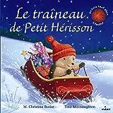 Le traîneau de Petit Hérisson (tout-carton)