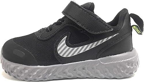 NIKE Revolution 5 Hz (TDV), Zapatillas de Running Unisex niños: Amazon.es: Zapatos y complementos