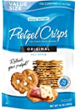 Snack Factory Pretzel Crisps, Original, 14 Ounce