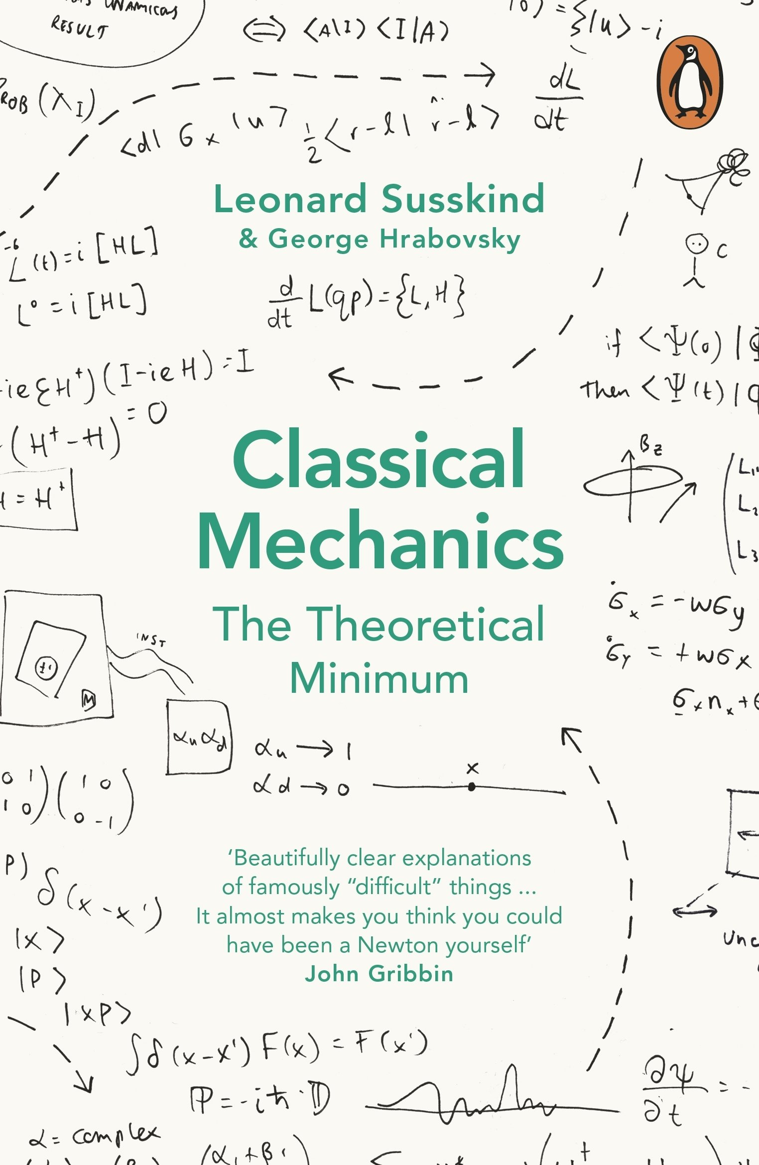 Classical Mechanics  The Theoretical Minimum  Theoretical Minimum 1