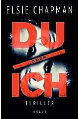 Du oder ich: Thriller (German Edition) Kindle Edition