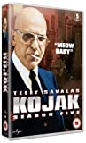 Kojak: Season 5 [DVD] [UK Import]