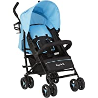 Dream On Me Jasper Lightweight Stroller, Blue