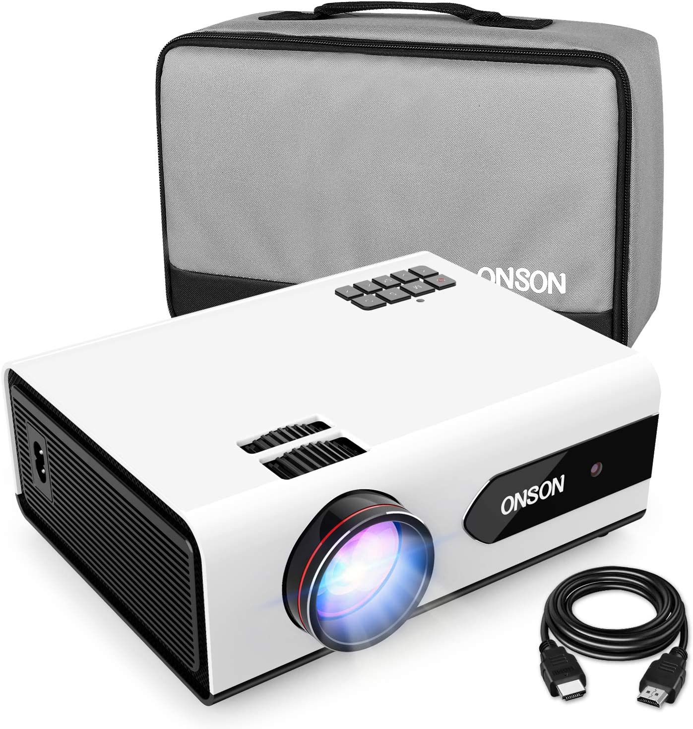 Amazon coupon code for Mini Projector 2800 Lux Portable