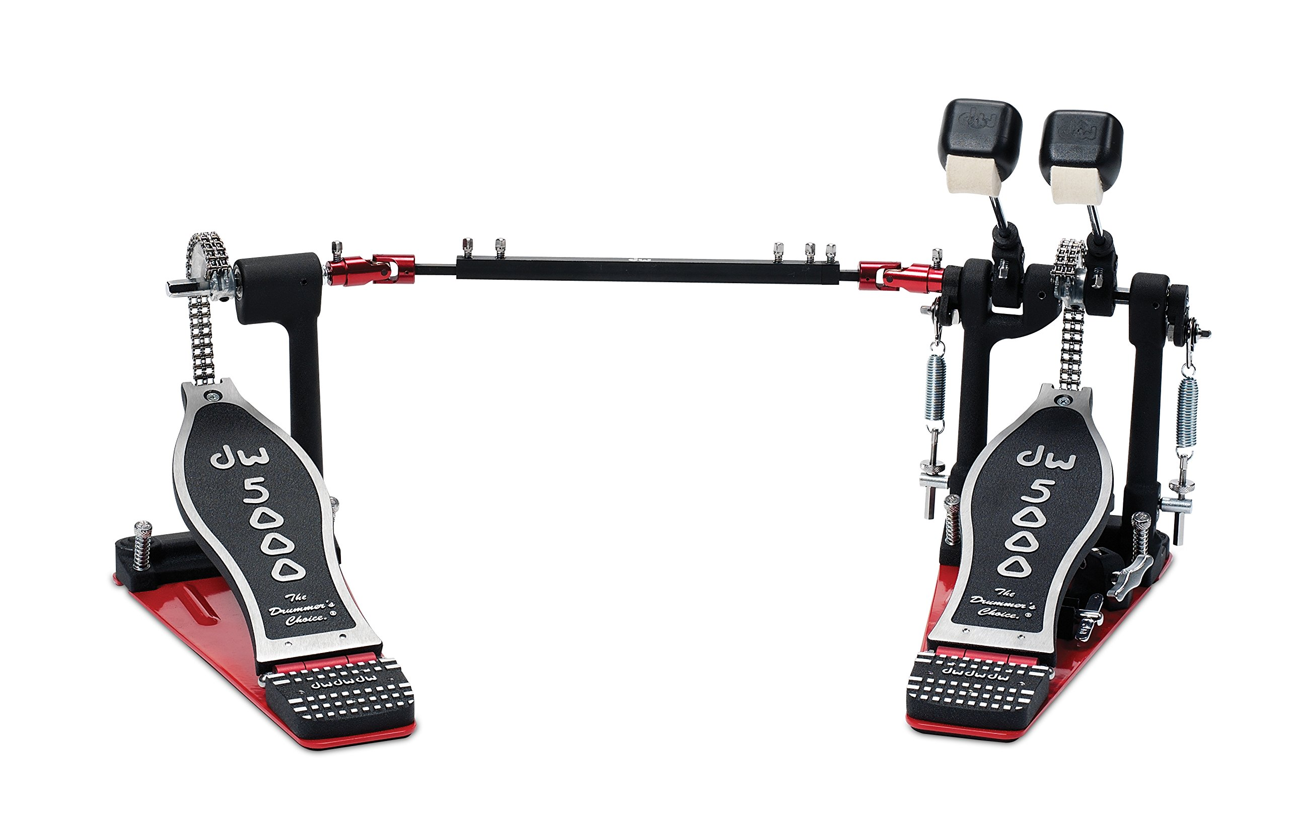 DW 5002 Accelerator Double Bass Pedal by Drum Workshop, Inc.