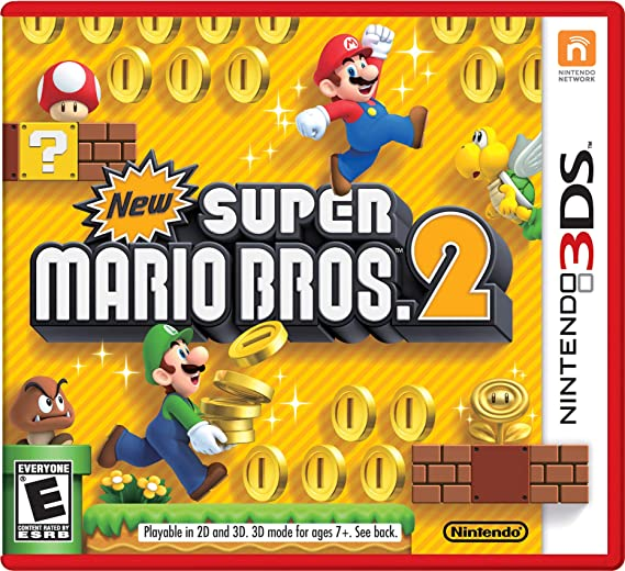 Buy New Super Mario Bros  2 (Nintendo 3DS) (NTSC) Online at