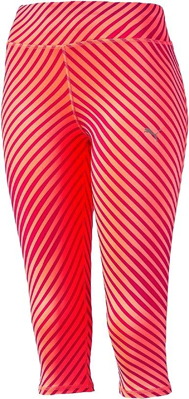 Puma Pr Graphic Corsaire 3/4 Femme: Amazon.fr: Vêtements et ...