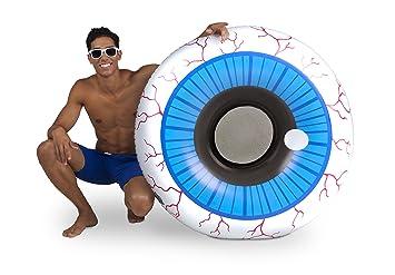 BigMouth Inc - Flotador Hinchable Globo Del Ojo Gigante - Inflable Colchoneta Piscina Playa: Amazon.es: Juguetes y juegos