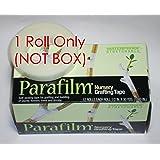 "Parafilm® Grafting Tape (Genuine by Parafilm®) 90' Roll Clear (1/2"" - Half Inch)"
