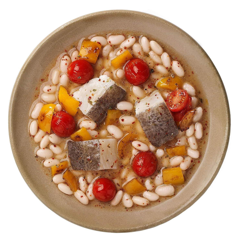 La Sirena Bacalao Con Alubias 410 g: Amazon.es: Alimentación y bebidas