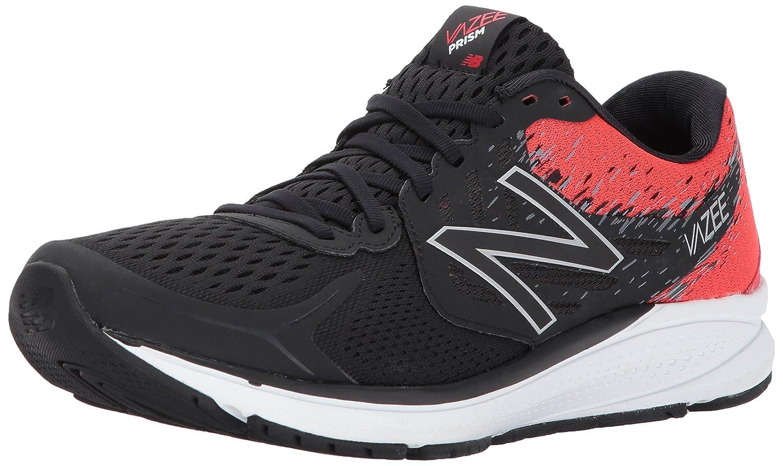 New Balance Vazee Prism V2, Zapatillas de Running Para Hombre 40.5 EU|Negro (Black/Energy Red)