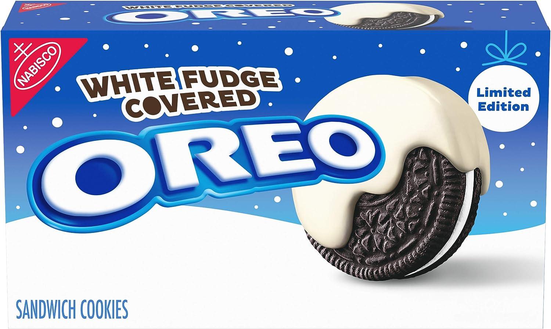Oreo, White Fudge, 8.5-ounce Box …: Amazon.es: Alimentación y bebidas