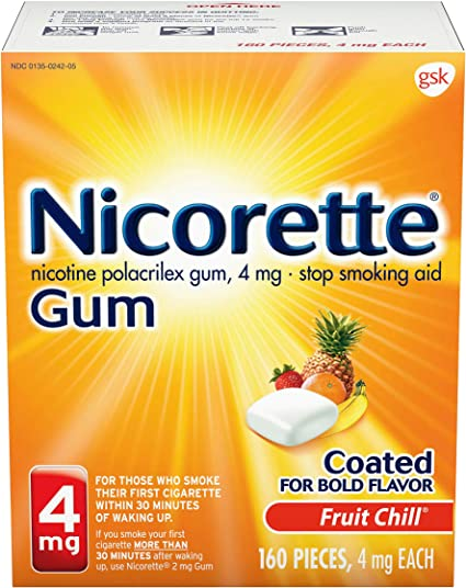 how to quit smoking with nicotine gum
