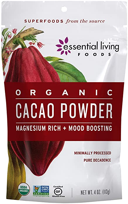 Top 10 Essential Living Food Raw Cacao Nibs