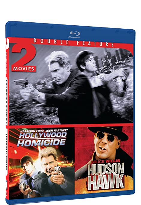 Amazon.com: Hollywood Homicide / Hudson Hawk (Double Feature) [Blu ...
