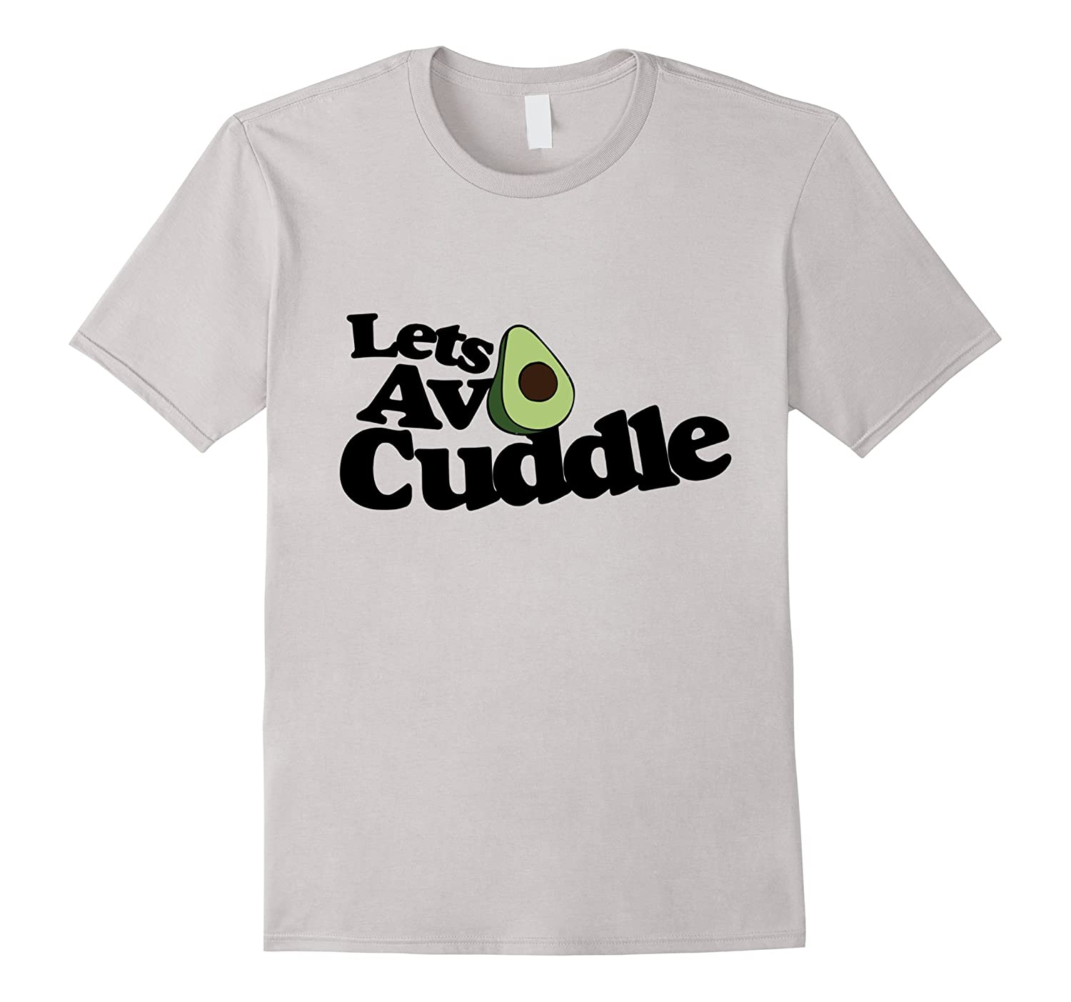 Let's Avo-Cuddle shirt funny Avacado Valentine's Day tees