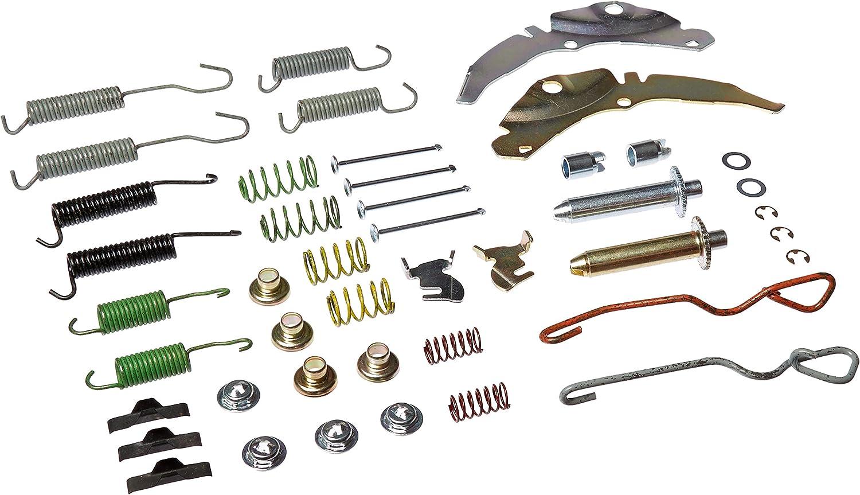 Drum Brake Hardware Kit-Pro Rear Carlson H2324