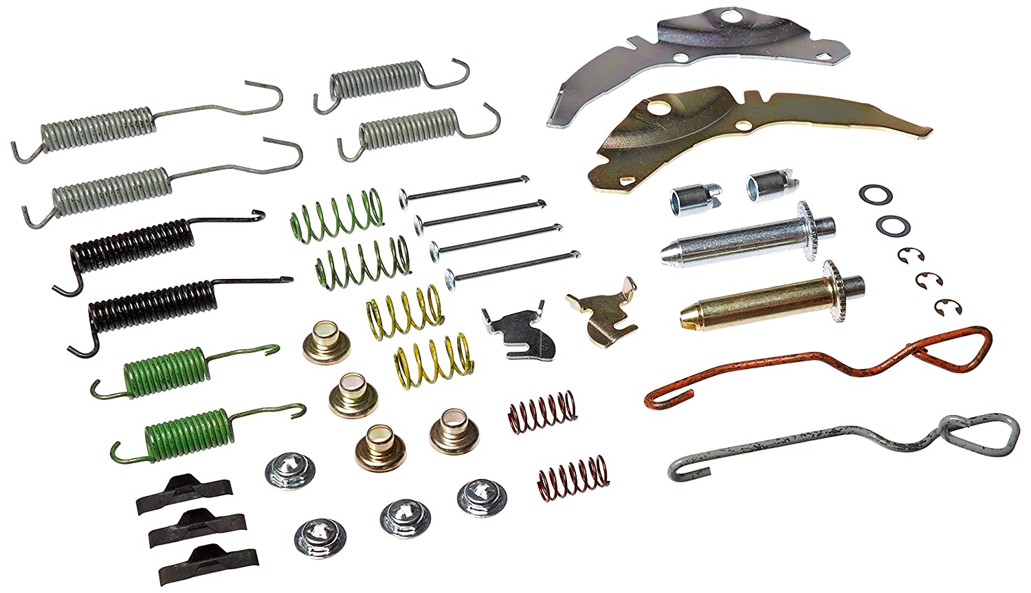 Carlson H2324 Rear Drum Brake Hardware Kit Carlson (CASZC)