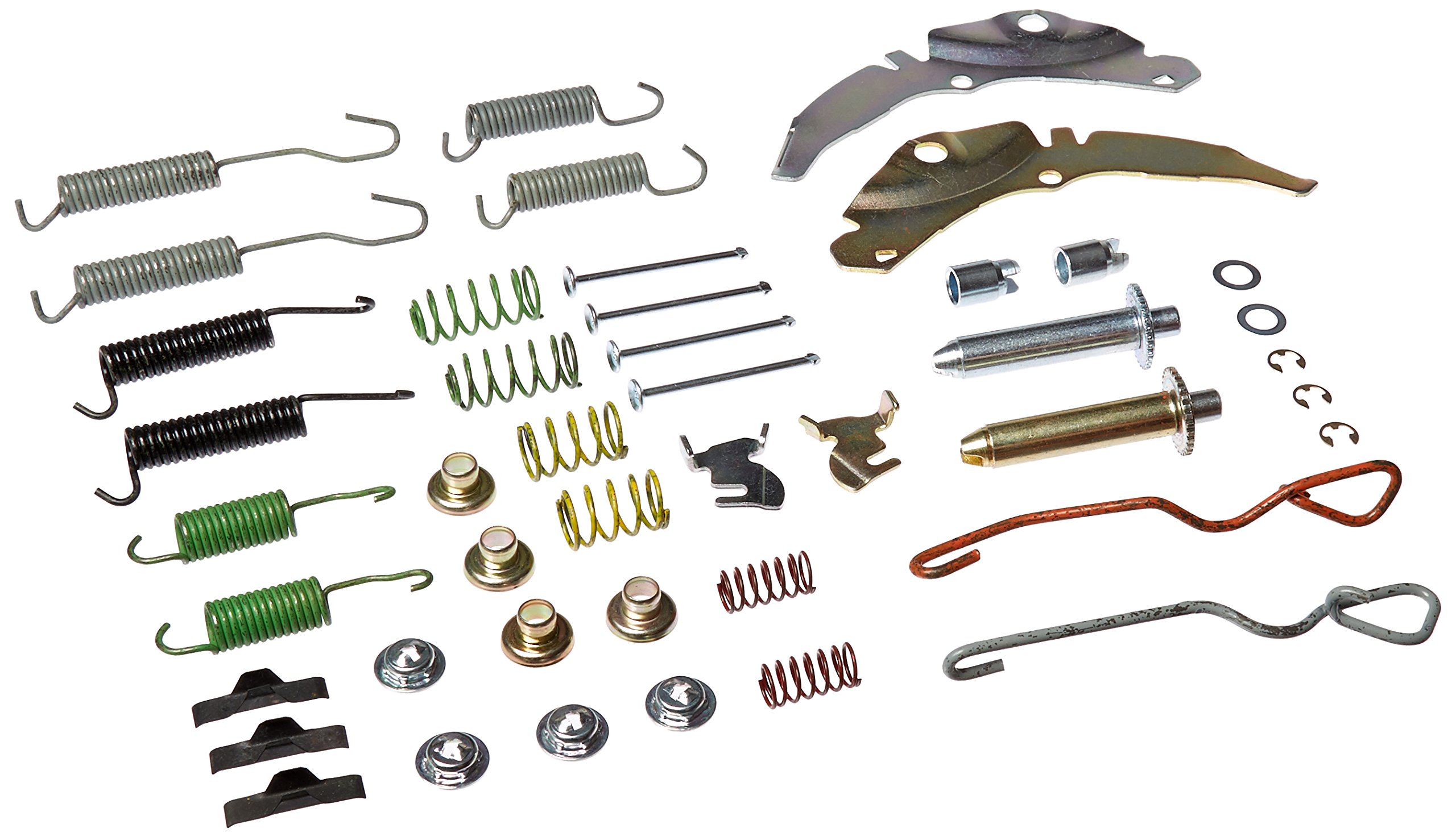 Carlson H2324 Rear Drum Brake Hardware Kit by Carlson