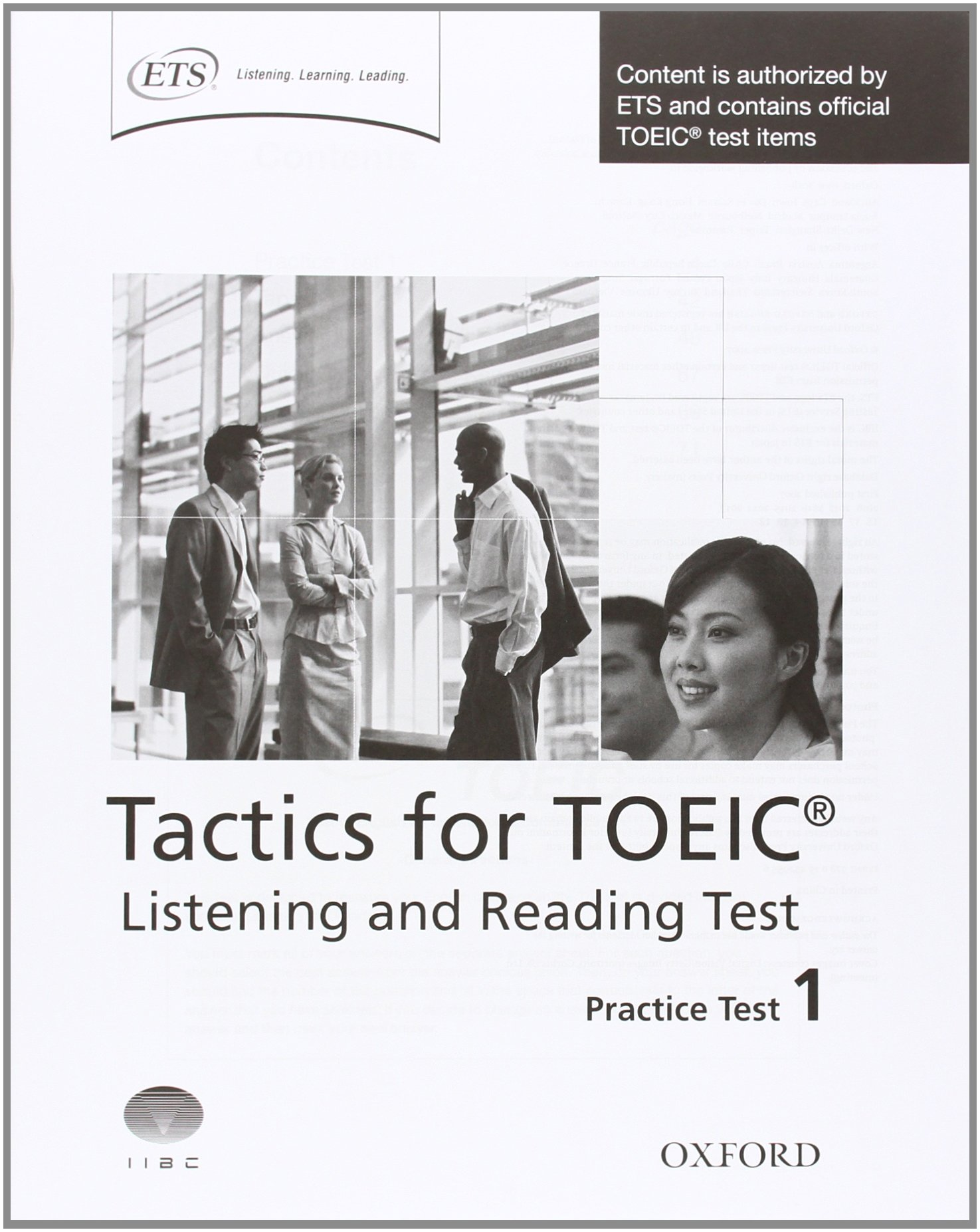 Tactics For Toeic Listening And Reading Test Pdf