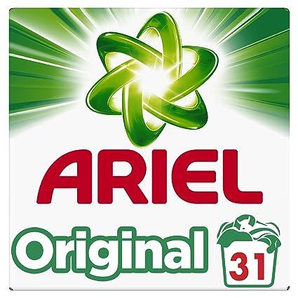 Ariel Original Detergente en Polvo - 31 Lavados