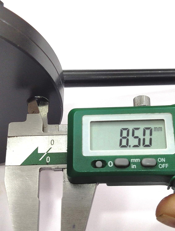 DIY Ball turning attacco per torni//Raggio Turn Ball fino a 38/mm di diametro