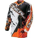 O'neal element mX jersey sHOCKER 0024S-noir/orange - 40
