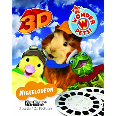 ViewMaster 3D Reels - Wonder Pets 3-pack set: Toys & Games