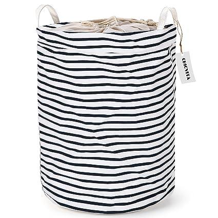 Laundry Bags With Handles Unique Amazon CHICVITA 6060 Drawstring Laundry Basket With Handles