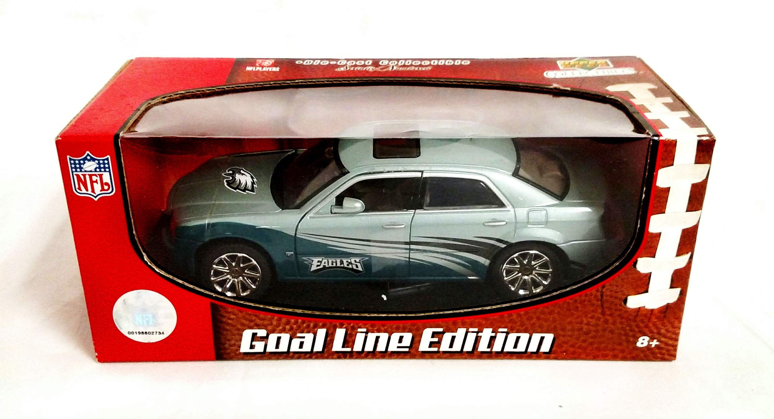 Philadelphia Eagles 2007 Goal Line Limited Edition Chrylser 300C Hemi Die Cast Collectible