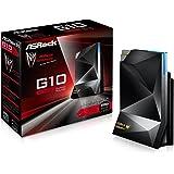 ASRock 【ゲーミングルーター】 11ac/n/a/g/b 無線LAN親機(Wi-Fiルーター) GamingBoost ビームフォーミング 赤外線リモコン機能対応 1733+800Mbps G10