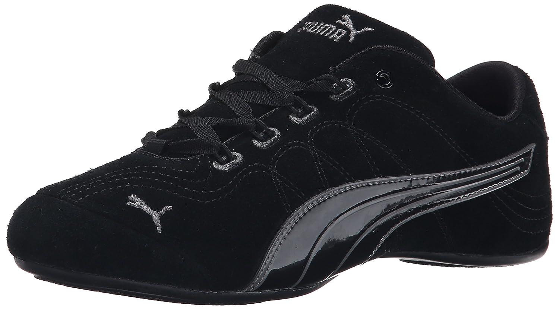 Puma Suede Soleil V2 patente de la zapatilla de deporte US 9|UK 6.5|EU 40|Black