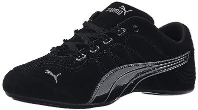 online here best deals on nice cheap Amazon.com | Puma Women's Soleil V2 Suede Patent Sneaker | Shoes