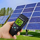 Handheld Digital Solar Power Meter