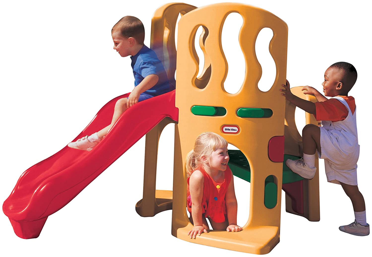 Little Tikes Kletterturm - Little Tikes Hide and Slide