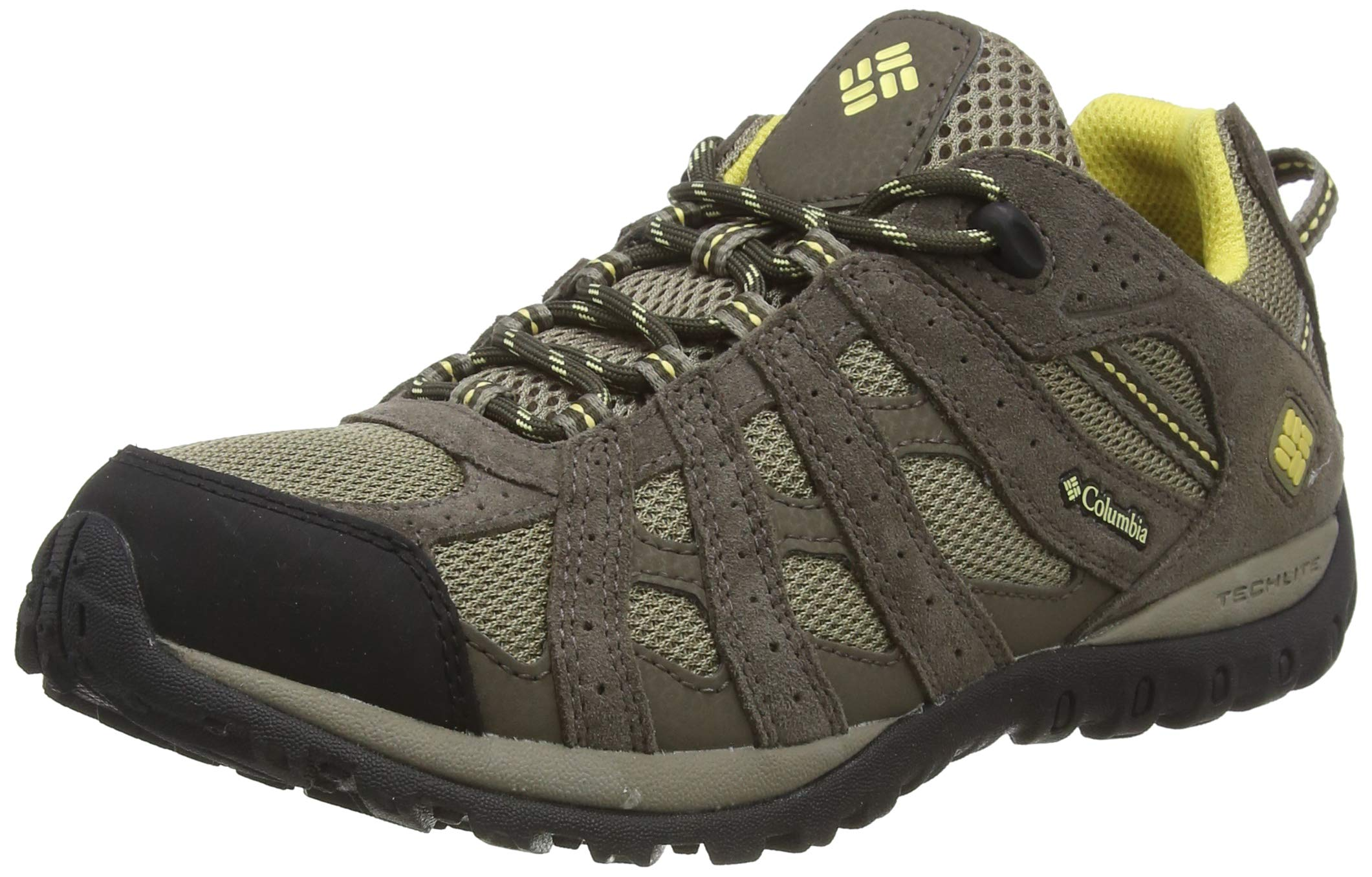 Columbia Womens Redmond Low Rise Hiking Shoes