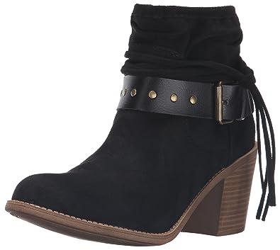 Roxy Womens Dallas Western Boot Black