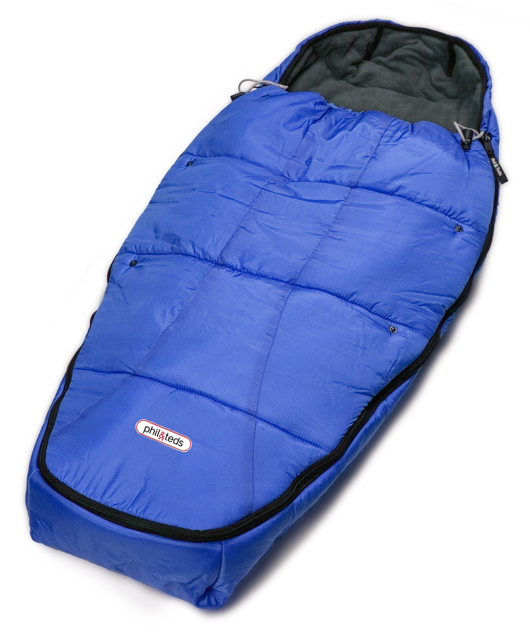 Phil Teds E3SB Sleeping Bag Color Blue