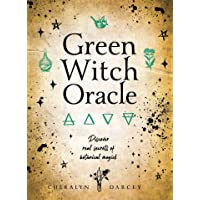 Green Witch Oracle Cards: Discover real secrets of Botanical Magick