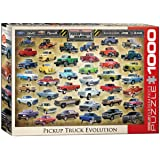 EuroGraphics Pickup Truck Evolution Jigsaw Puzzle (1000-Piece)