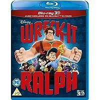 Wreck It Ralph 3d [Blu-ray 3D + 2D] [Region Free] [Import]