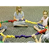 Bear Paw Creek's Stretchy Band, Creative Movement Prop for group activities, Direct from USA manufacturer